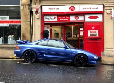 1996 Toyota MR2 GT