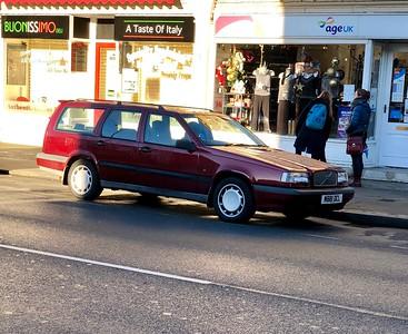 1994 Volvo 850 SE