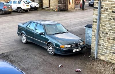 1994 Saab 9000 CS Turbo