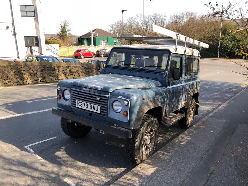 1993 Land Rover 90