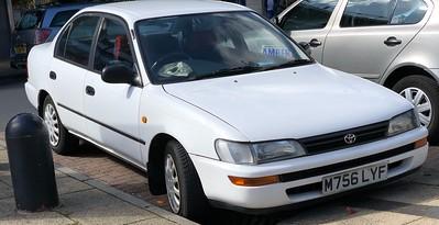 1994 Toyota corolla GLi