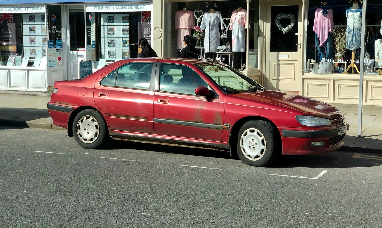 1997 Peugeot 406 GLX