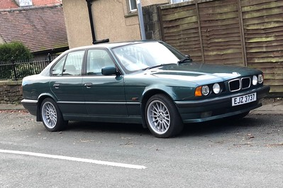 1995 BMW 525i
