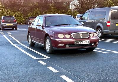 1999 Rover 75 'Connossieur'