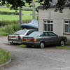 1988 Audi 90 E and 1990 Vauxhall Carlton GSi 24v
