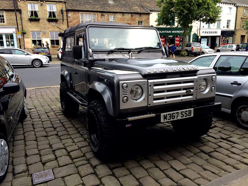 1995 Land Rover 90 Defender