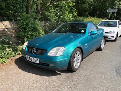 1998 Mercedes-Benz SLK 230 Kompressor Auto