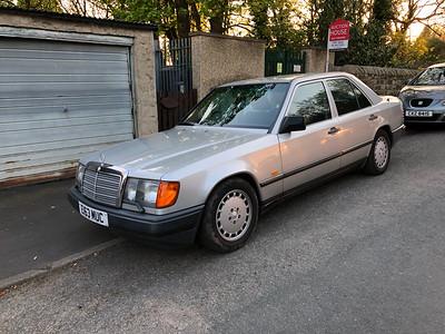 1988 Mercedes-Benz 260 E