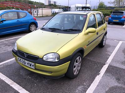 1999 Vauxhall Corsa 'Breeze'