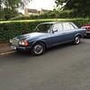 1984 Mercedes-Benz 230E Auto