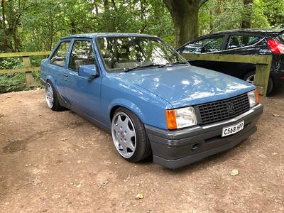 1986 Vauxhall Nova 1.2 Merit Saloon