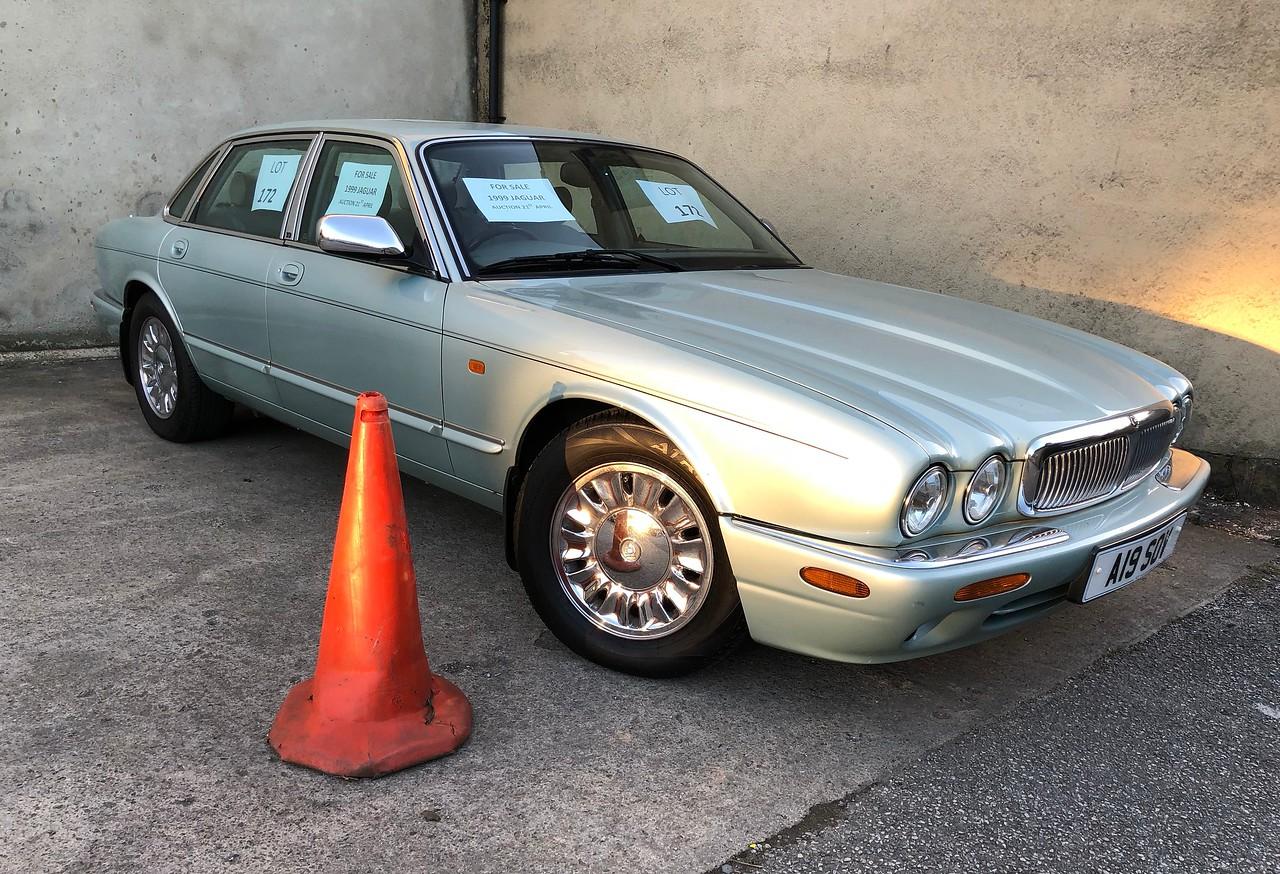 1999 Jaguar Sovereign V8