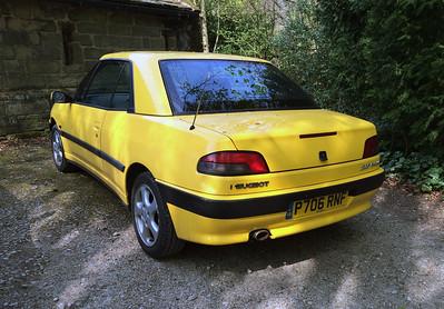 1997 Peugeot 306 Roadster