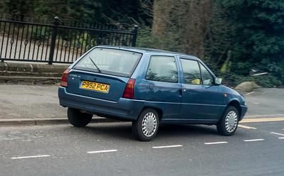 1997 Citroën AX 'Spree'