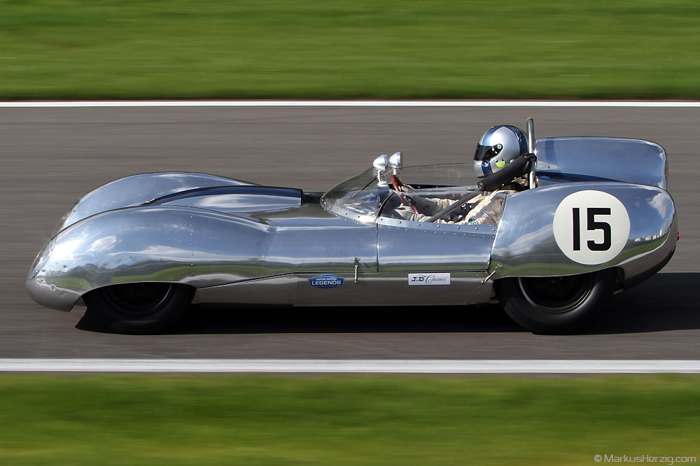 Lotus 15 (1959) - Ewan McIntyre GBR  @ Spa Six Hours Belgium 23Sep11