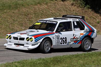 Lancia Delta S4 - Rene Aeberhardt SUI @ Bergrennen Reitnau Switzerland 26Jun11