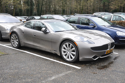 Fisker Karma 300 KW bouwjaar 2012 Electric car