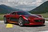 Rimac Concept One @ Samedan Switzerland 22Jun13 - The fastest electric supercar, 1088hp, 0-100km/h: 2.8s, V-max: 305km/h