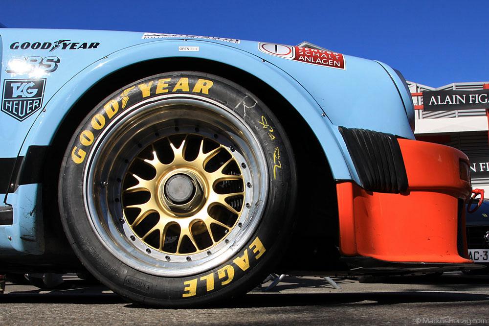 Porsche 911 Turbo GT2 (1976) - Ralf Heisig DEU @ Spa Classic Belgium 26May12