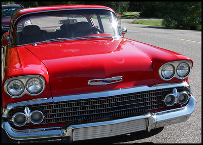 Chevy 1958 Biscayne #62