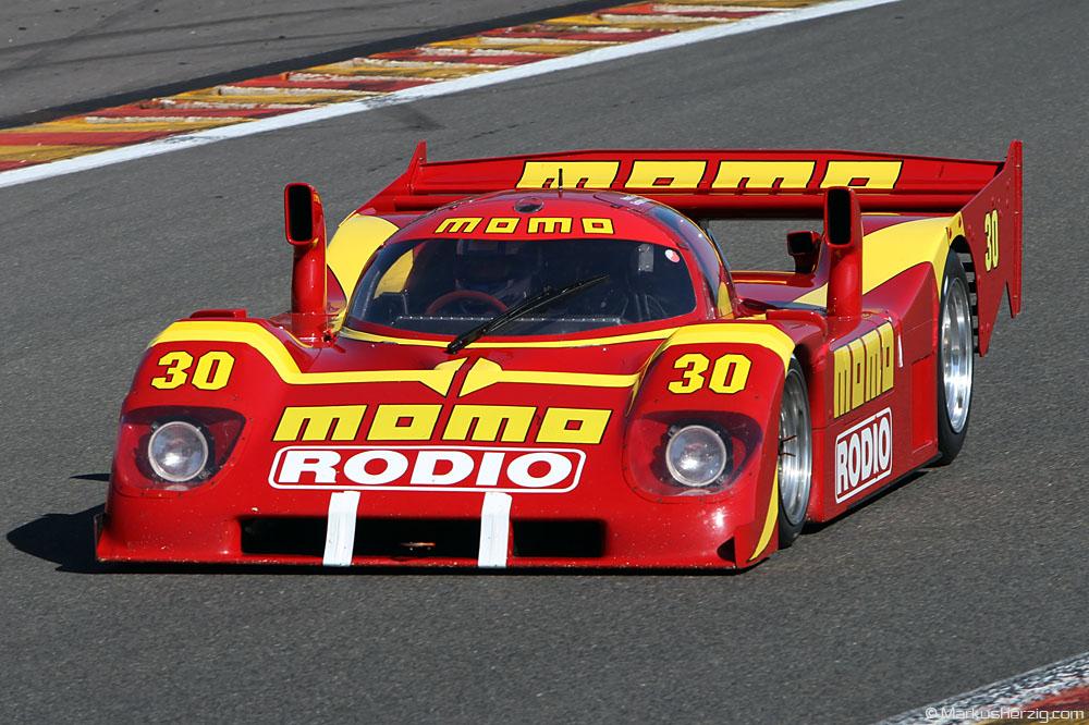 Nissan NPT-90 - Peter Garrod GBR @ Spa Classic Belgium 26May12