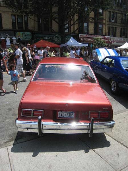Red Nova, rear