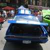 Blue Nova, rear