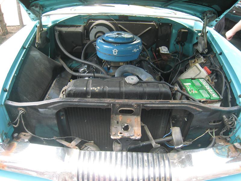 PowerFlite, engine