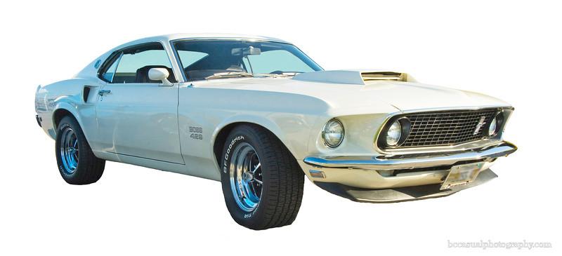 Boss 428 Mustang