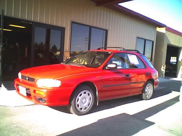 Johnna's Subaru Impreza Sport Wagon