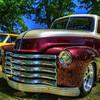 Stephanie Labat's '52 Chevy