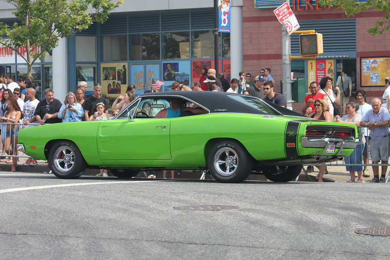 Lime green charger - 2