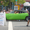 Lime green charger - 1
