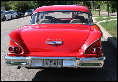 Chevy 1958 Biscayne #64