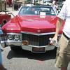 Cadillac, front