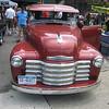 Chevrolet truck, front