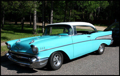 Chevy Biscayne 1957