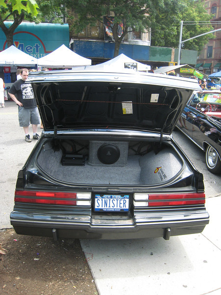Grand National, rear
