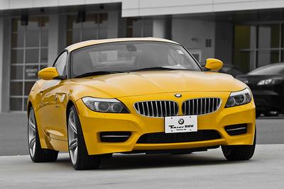 BMW Z4 Hardtop Convertible
