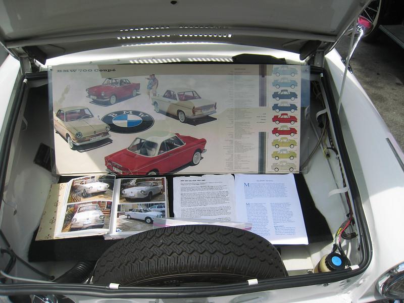 BMW, chart