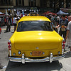 Taxi, rear