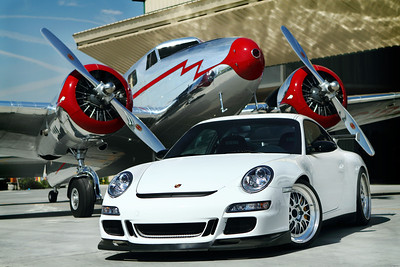 Porsche GT3 RS, euro spec with 1939 Lockheed.
