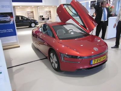 Volkswagen XL1 bouwjaar 11-11-2014