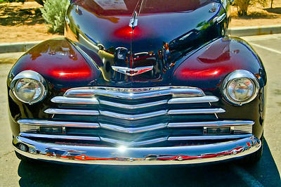 Restored 1948 Chevy.