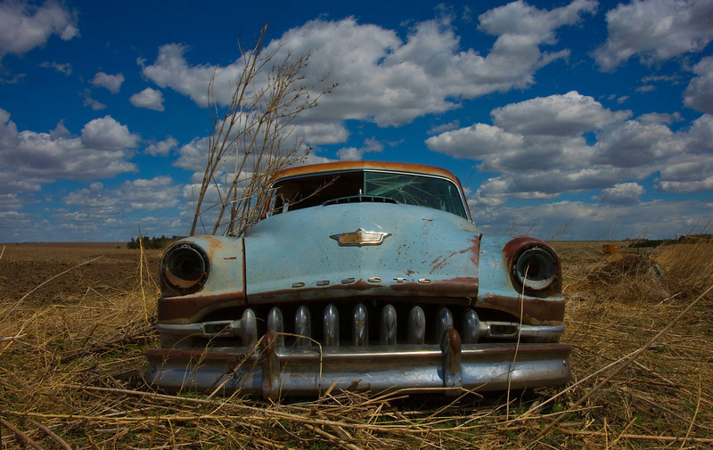 DeSoto with Clouds