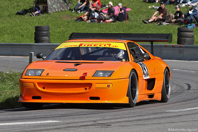 Ferrari 355GT - Rene Ruch SUI @ Bergrennen Gurnigel Switzerland 5Sep10