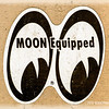 """Moon Equipped...<br /> <br /> Dean Moon (May 1, 1927 - June 4, 1987), raised since childhood in Norwalk, California. He was an avid """"car guy"""" and mechanic heavily involved in dry lakes racing and speed equipment with a keen sense for business. He founded MOON Speed Equipment business (c.1950) and continued to improve the quality and safety of speed and racing products his entire life. He is one of the original founding members that created SEMA in 1963...  <a href=""""http://en.wikipedia.org/wiki/Dean_Moon"""">http://en.wikipedia.org/wiki/Dean_Moon</a>"""