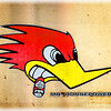 """MR. HORSEPOWER...<br /> <br /> Mr. Horsepower is the cartoon mascot and logo of Clay Smith Cams, an auto shop established in 1931. He is a sneering, cigar-smoking bird with red feathers and a yellow beak. The image is a caricature of legendary hot rod guru Clay Smith (1921-1954), well known for his red hair.Mr. Horsepower is rarely without a cigar, but when he is, he has a """"cigar replacement"""" - such as a candy cane for the holidays...<br /> <a href=""""http://en.wikipedia.org/wiki/Mr._Horsepower"""">http://en.wikipedia.org/wiki/Mr._Horsepower</a>"""