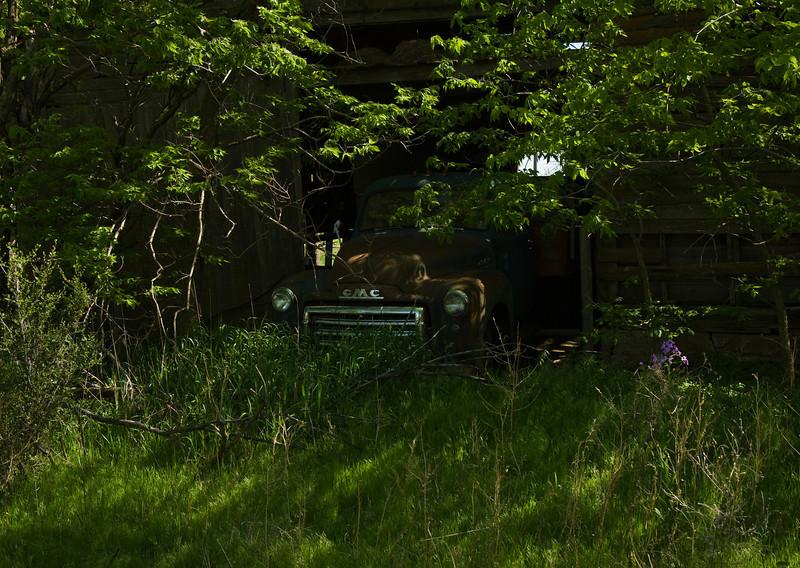 Hiding in the Barn