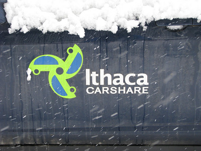 Carshare in Winter